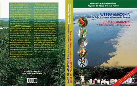 LIVRO AVES DA AMAZÔNIA: GUIA DE REFERENCIA A OBSERVAÇÃO DE AVES